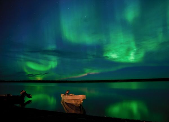 Real Northern Lights Photography