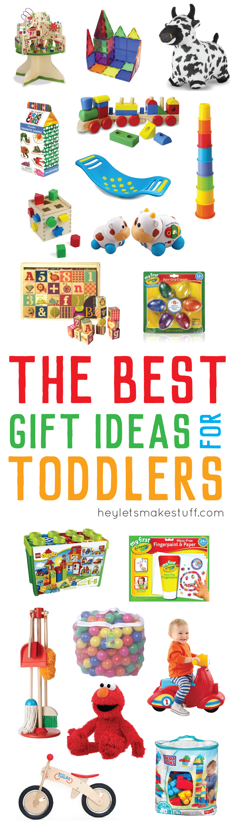 these toddler gifts are totally fun and theyre gender neutral toys so theyre great for everyone fun gift ideas for christmas birthdays and holidays - Gender Neutral Christmas Gifts