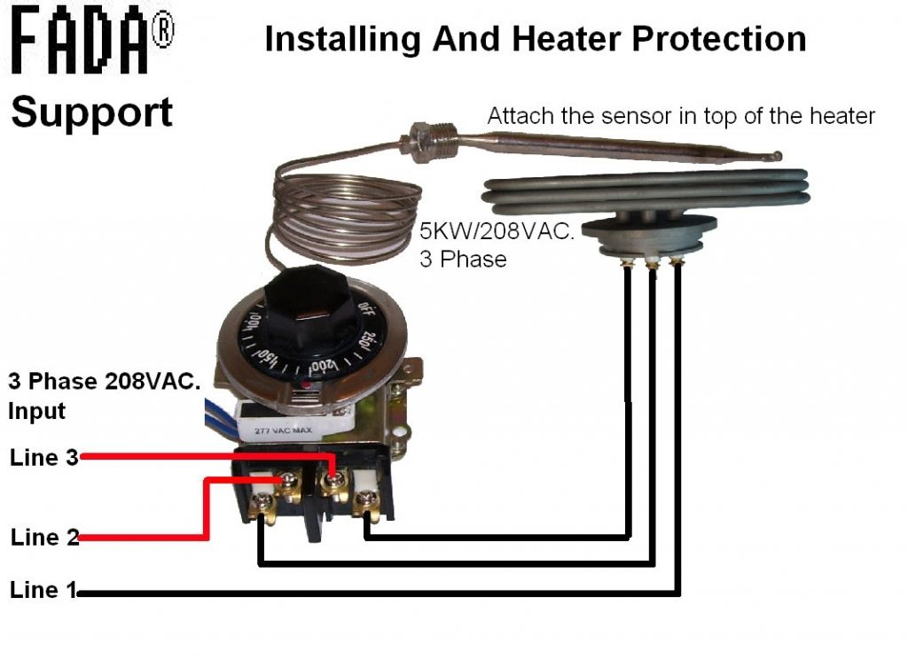 Immersion Heater Wiring Diagram with regard to Cozy