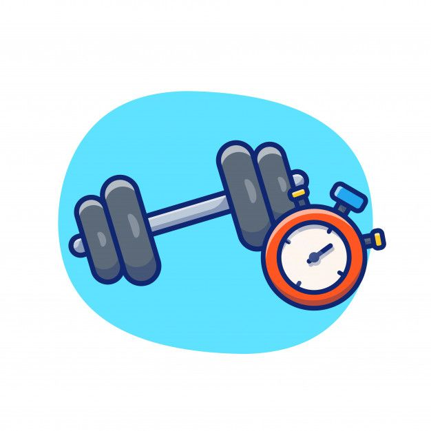 Ilustracion De Gimnasio Y Fitness Crono Premium Vector Freepik Vector Deporte Fitness Wallpaper Fitness Motivation Wallpaper Apple Stickers