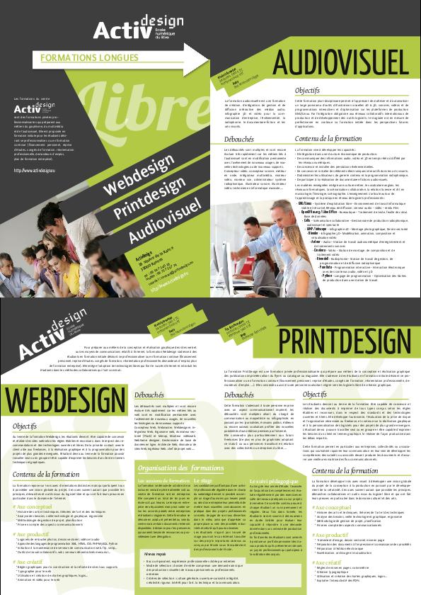 Floss Manuals Examples Using Scribus Design Pinterest Open