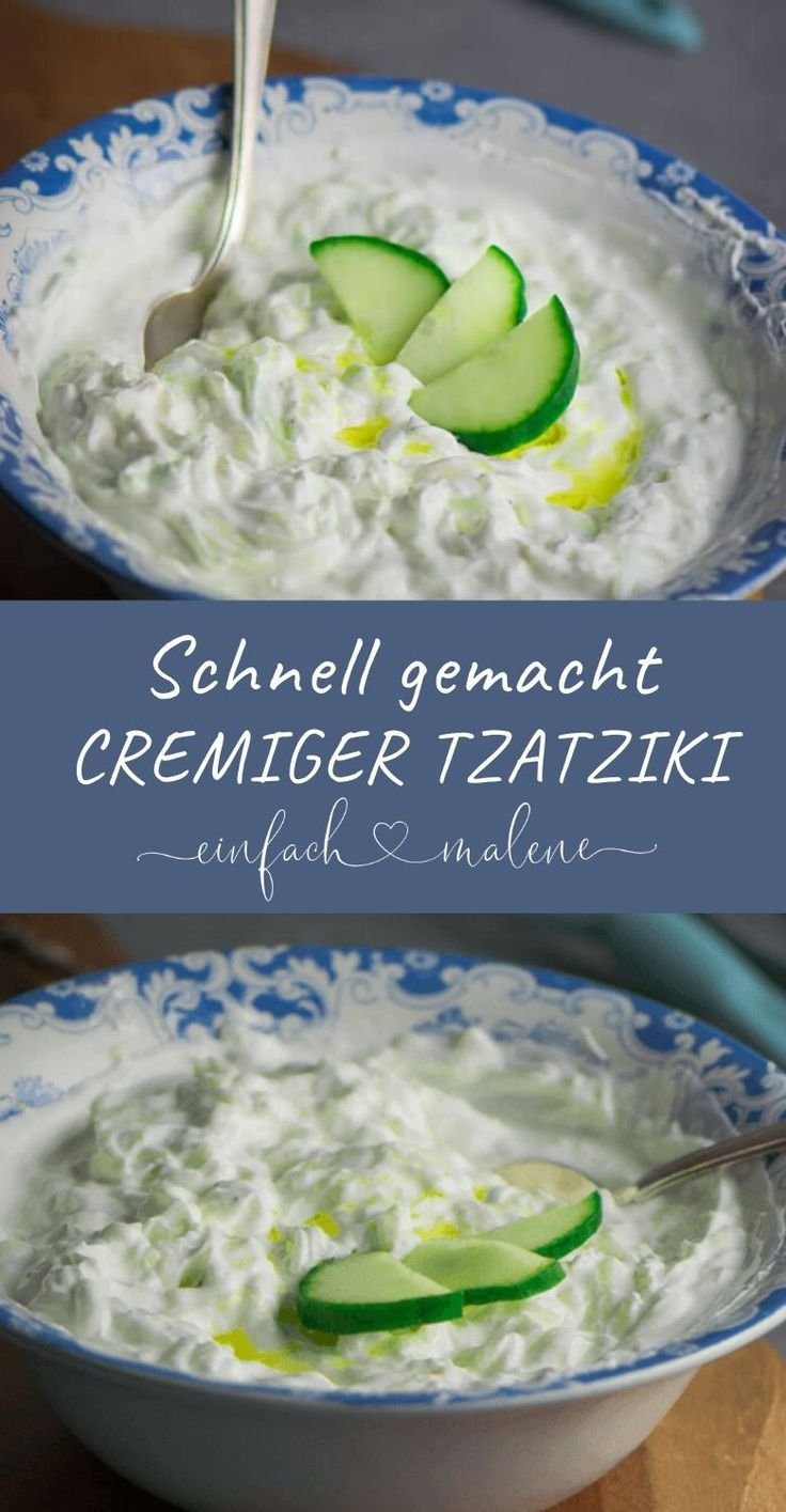 Photo of Very easy recipe for Greek tzatziki – ready in a few minutes