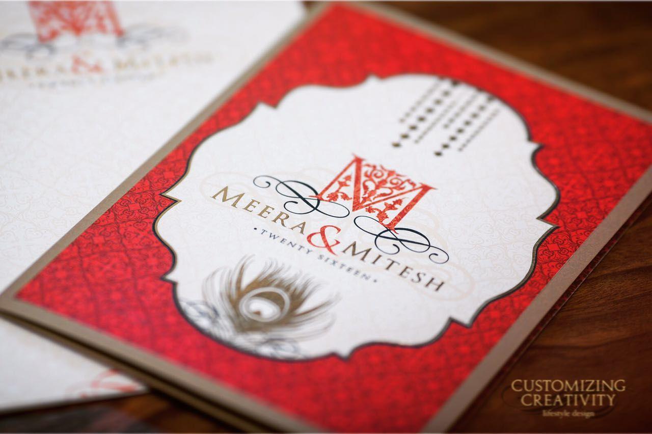 Funky Wedding Invite Designer Crest - Resume Ideas - megansmission.info