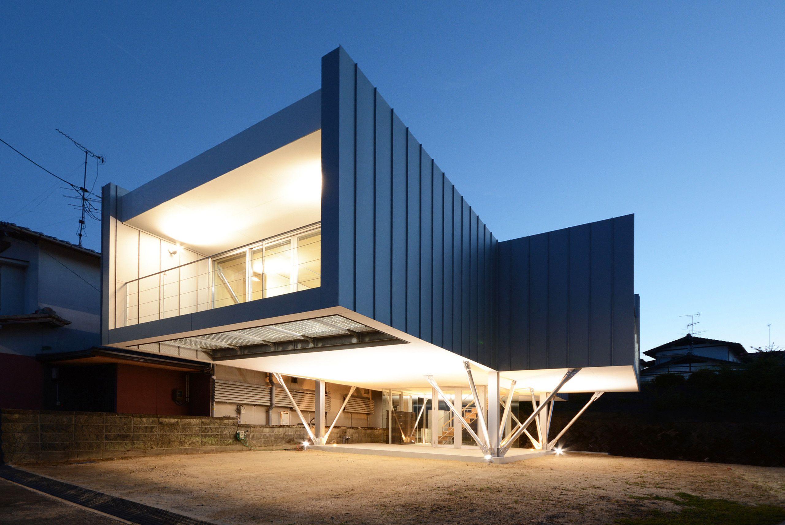海を望む家フラミンゴハウス 海 の 見える 家 建築 建築デザイン
