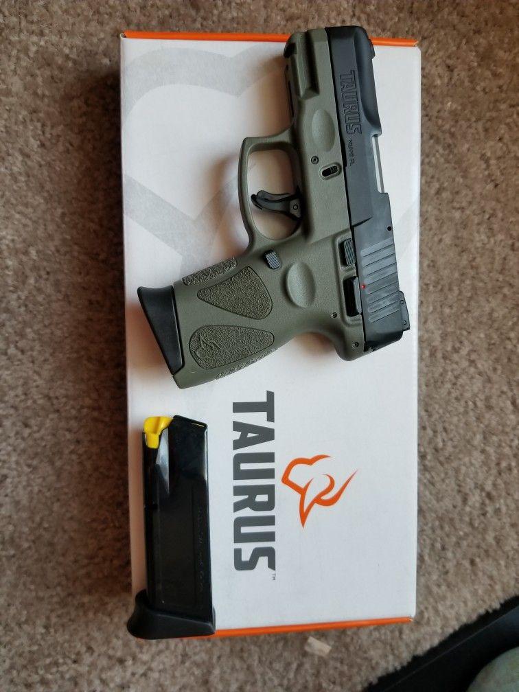 Pin on Taurus G2C 9mm