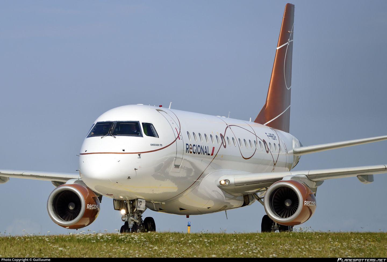 Air France Régional Embraer 170LR (ERJ170100LR) FHBXP