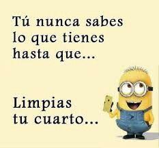 Amén Los Minios Frases De Minions Frases Y Frases