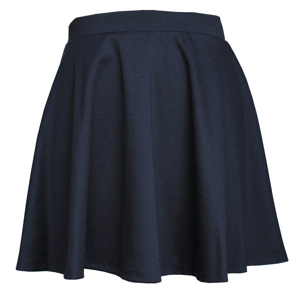 Jubilee Couture Mini Flare Skater Skirt  #skaterskirt #pleatedskirt #swingskirt #flare #mini #skirts