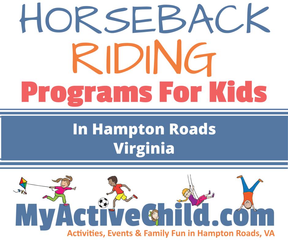 Horseback Riding in Hampton Roads