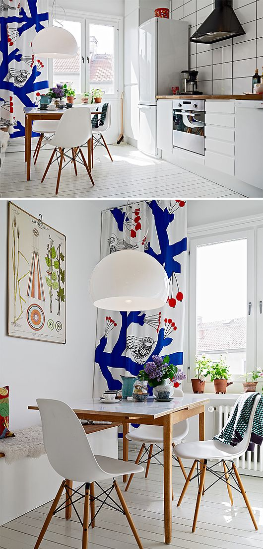 A room by room guide to scandinavian style decor for Imitacion replica lamparas diseno