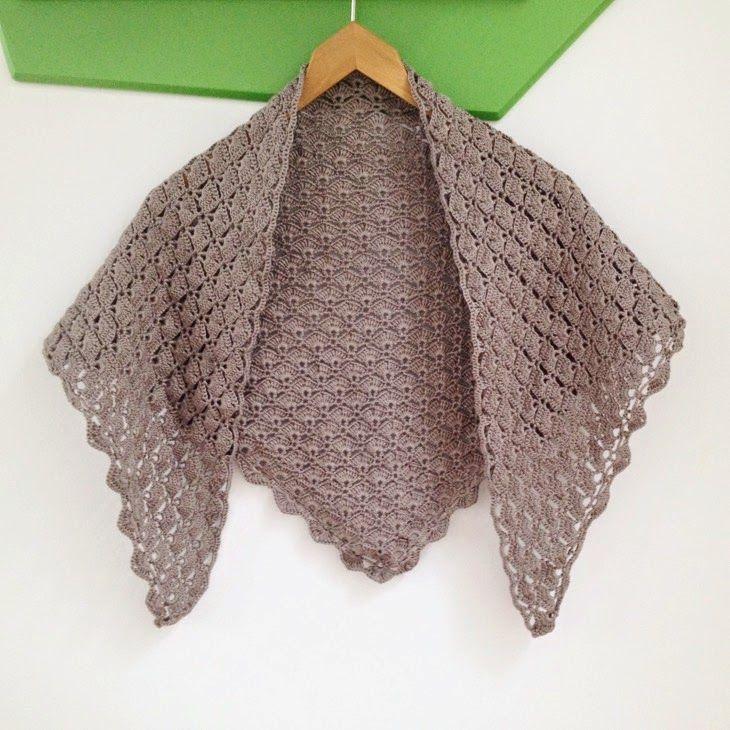 Crochet Scarf | восхищаюсь | Pinterest | Häkeln