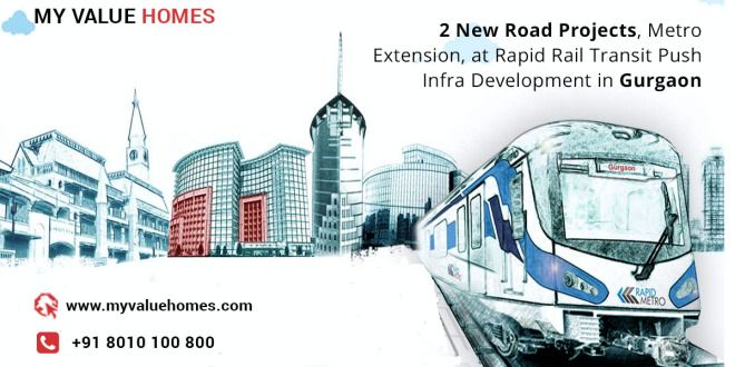 Traffic decongestion will be the new highlight of Gurgaon real estate as the satellite city is going to get two new road projects: Northern Peripheral Road and Southern Peripheral Road. Haryana Chief Minister Manohar Lal Khattar announced the starting of 2 new road projects from the state government.