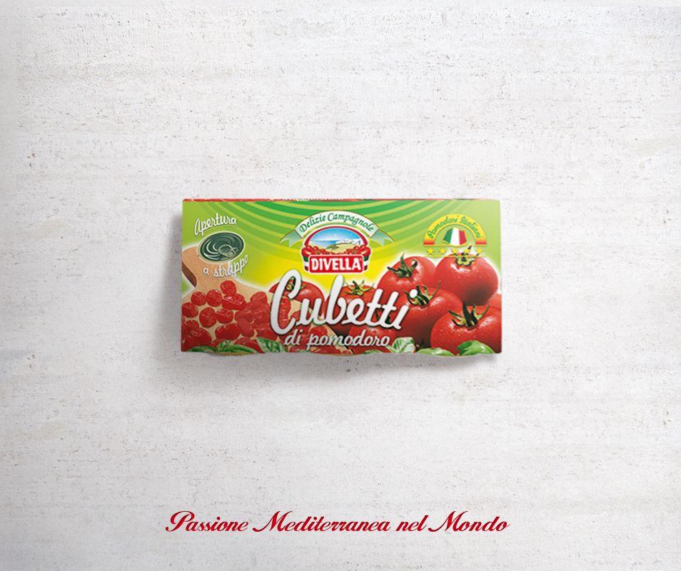 Pomodori a #cubetti #freschi, senza semi e polposi. Prodotti da ...