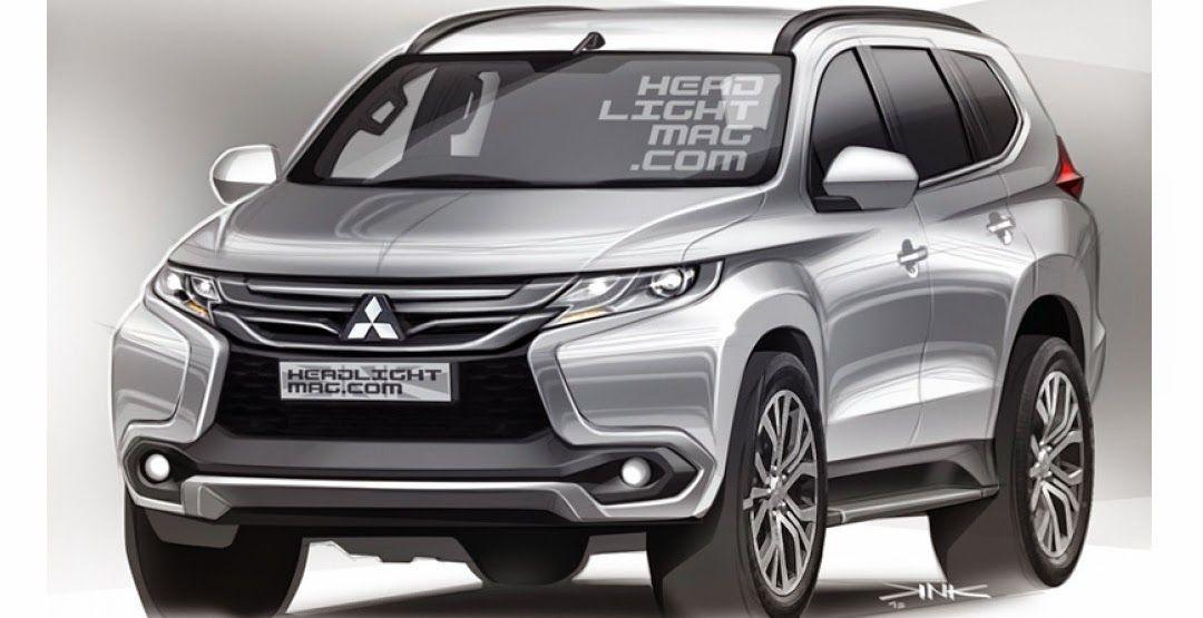 Avtobest Mitsubishi Pajero Sport SUV 2016 new images