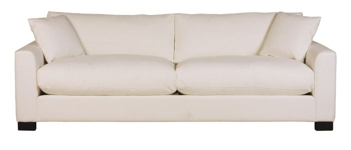 Sofa En Plumes Preston De Van Gogh Design Feather Sofa Meubles Fait Au  Canada Made Furniture