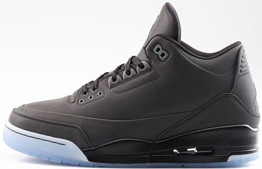 new product 164d8 6b103 Air Jordan 3 Retro 5Lab3 Black Black-Clear.Share more Jordan release 2014  joy with my blog www.23isback.me