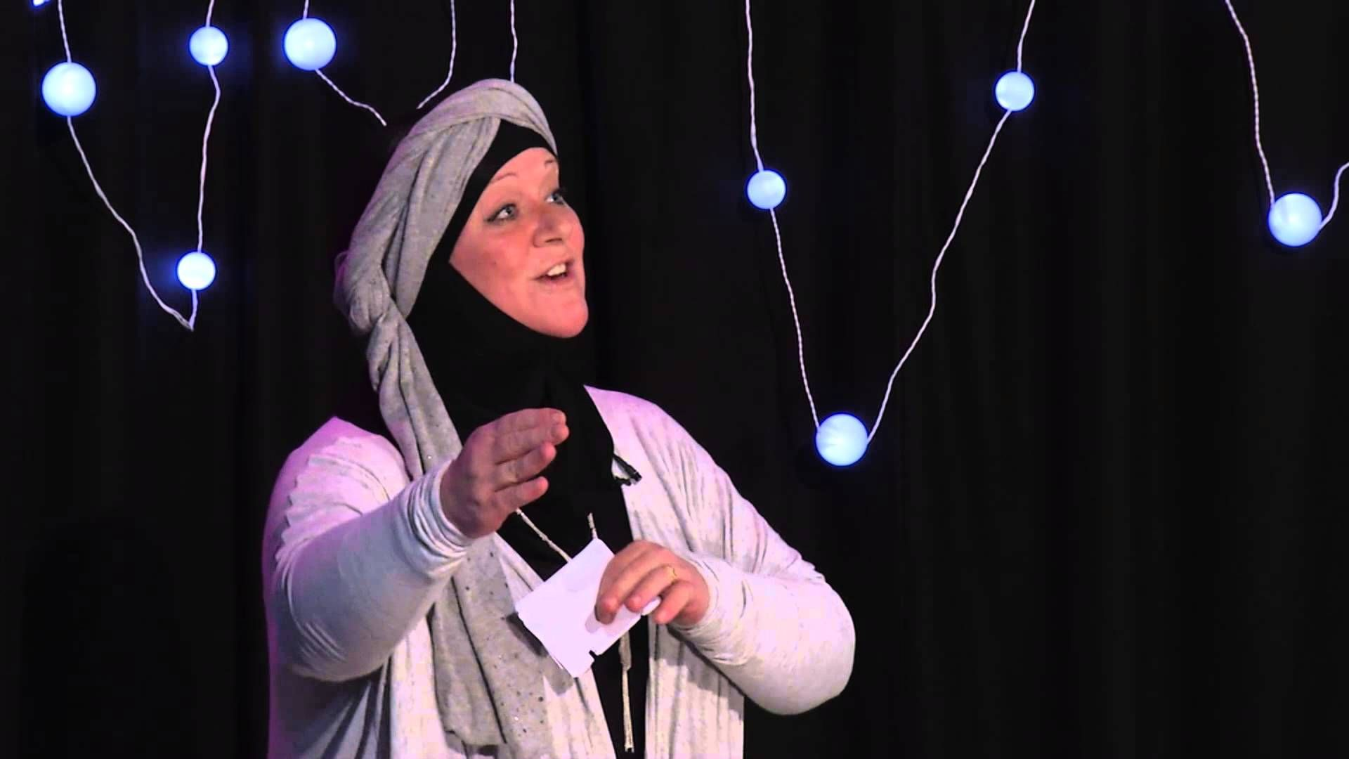 Why are 'Women's Issues' a Taboo Subject?: Iman Mujahed at TEDxUCLWomen