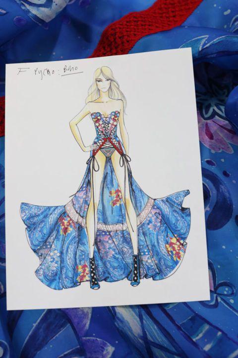 See How Victoria S Secret Fashion Show Costumes Are Created Victoria Secret Fashion Show Victoria Secret Angel Costumes Victoria Secret Fashion