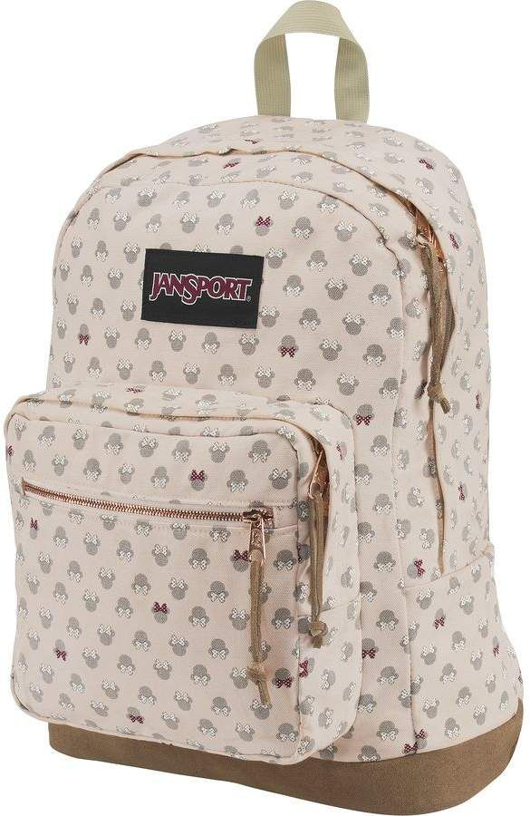 98ea8aab152 JanSport Disney Right Pack Luxe Minnie Expressions 31L Backpack - Women s