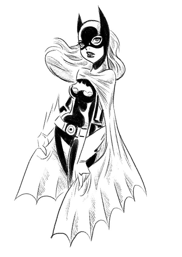 Robin Logo Coloring Pages