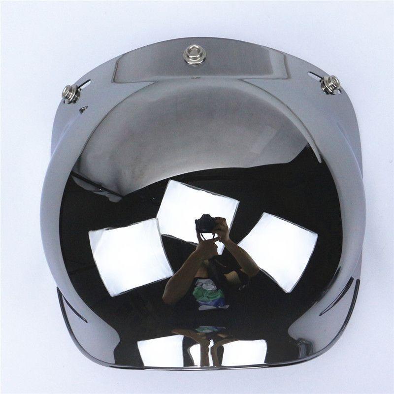 2f7e027f Item Type: Helmets Gender: Unisex Quality Certificate: Ece-R22/05 Helmet  Material: Abs+Pc Helmet Style: Open face Weight: 330g helmet shield: DIY  bubble ...