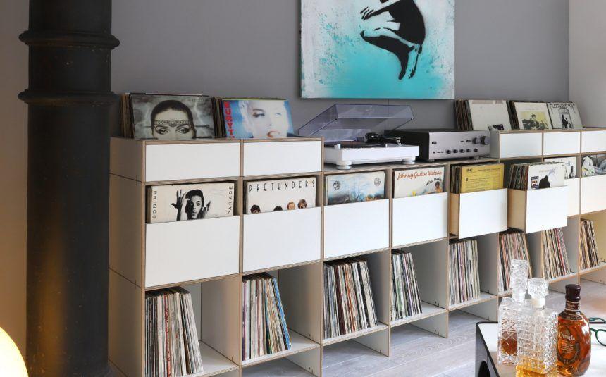 Lp Regal Online Bestellen Selbst Konfiguriertes Plattenregal Plattenregal Lp Regal Schallplatten Regal