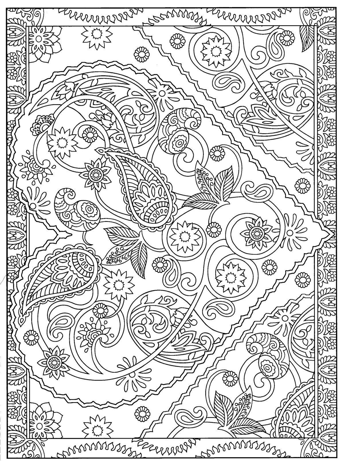Ausmalbilder Blumen Für Erwachsene : Pin Von Bagoly Katalin Auf Mandala Pinterest Ausmalbilder