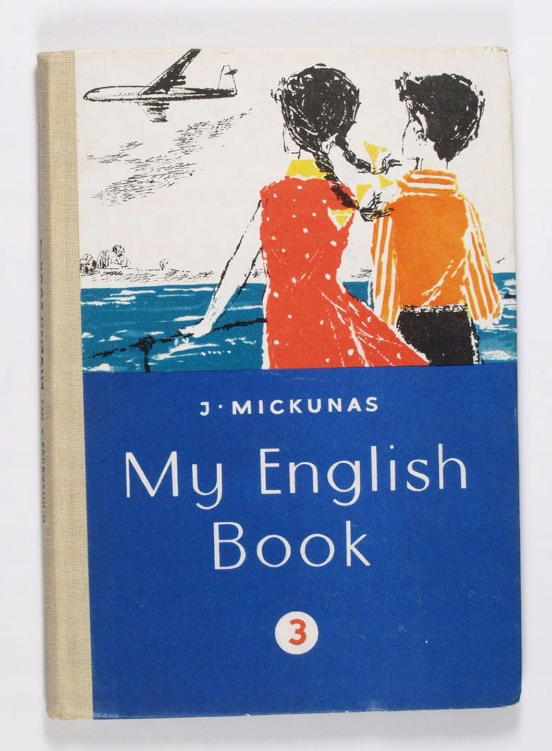 My English Book 3 Mickunas 7766410333 Oficjalne Archiwum Allegro English Book Books Book Cover