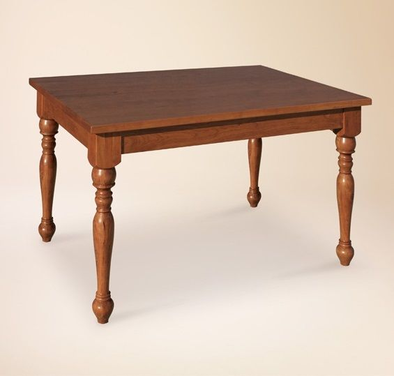 Dining Table   Tuscany Farm Amish Furniture Lockport