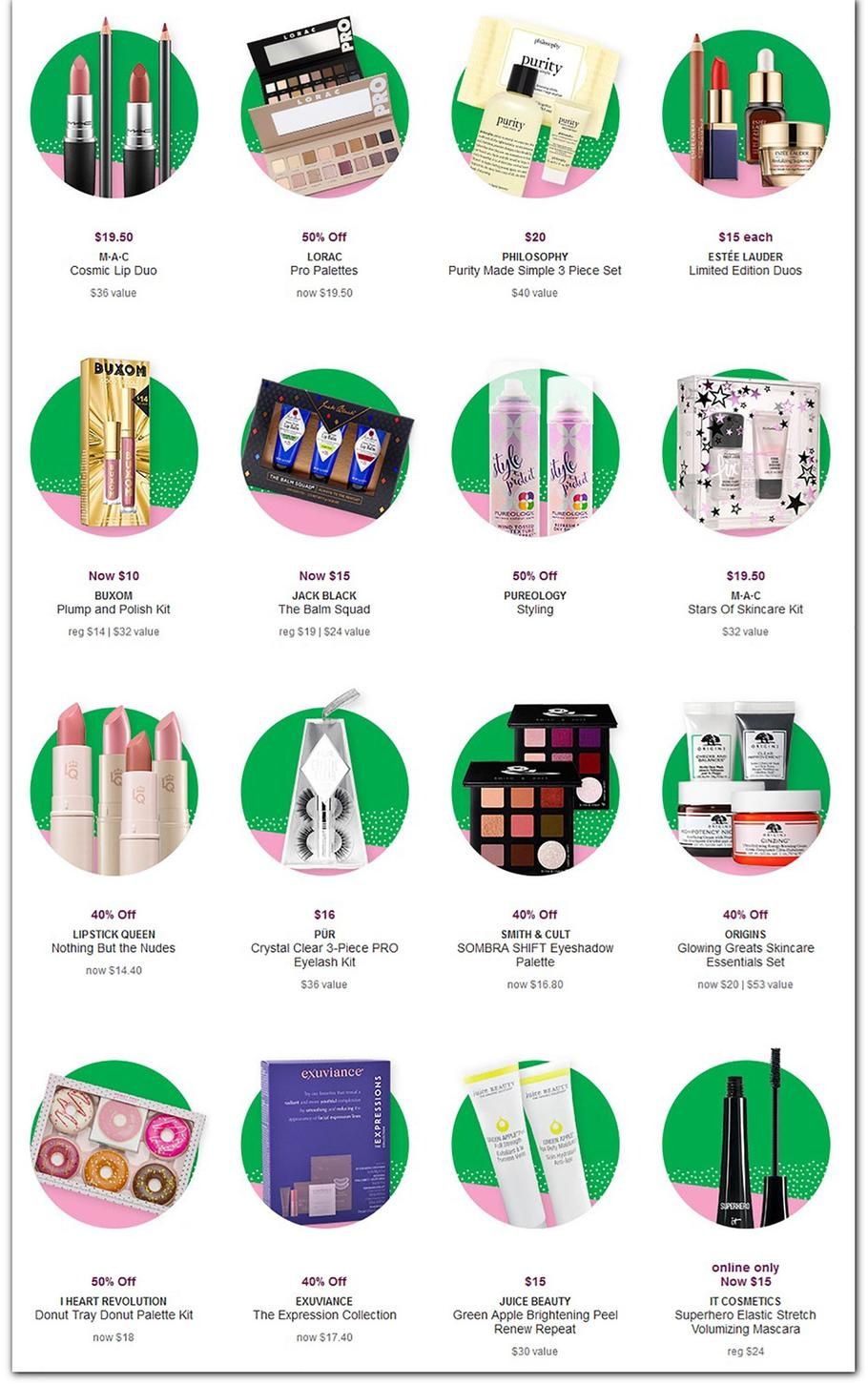 Ulta Beauty Black Friday Ad Scan Deals And Sales 2019 Black Friday Ulta Ulta Beauty Ulta