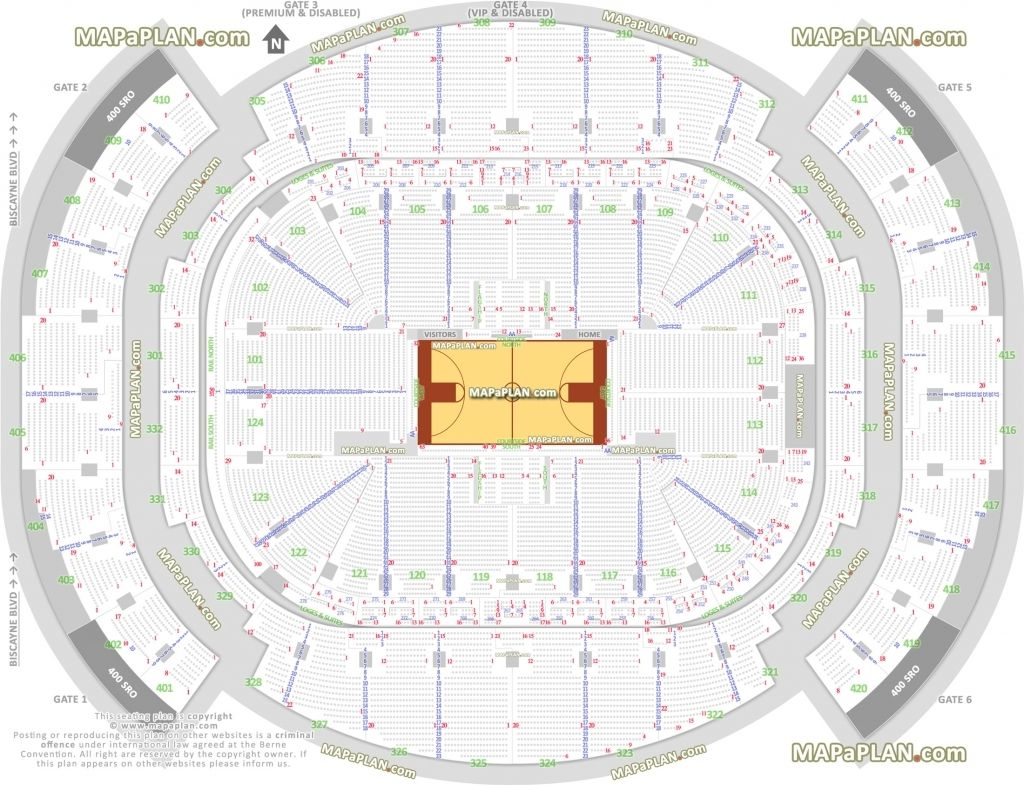 The Most Incredible Allstate Arena Virtual Seating Chart