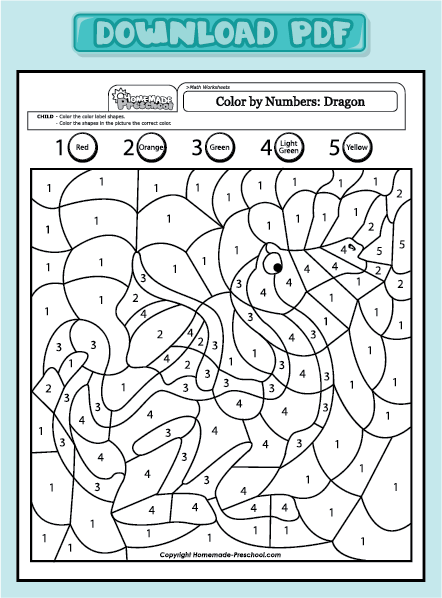 Worksheets Math Worksheets Color By Number color by number addition worksheets pdf free printable math worksheet english dragon boat festival word search happy addition