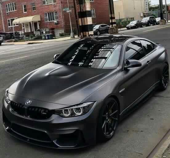 Matte Black Bmw >> Bmw F82 M4 Matte Black Bimmer Cars Bmw M4 Luxury Cars