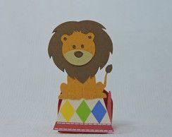 forminha leão circo