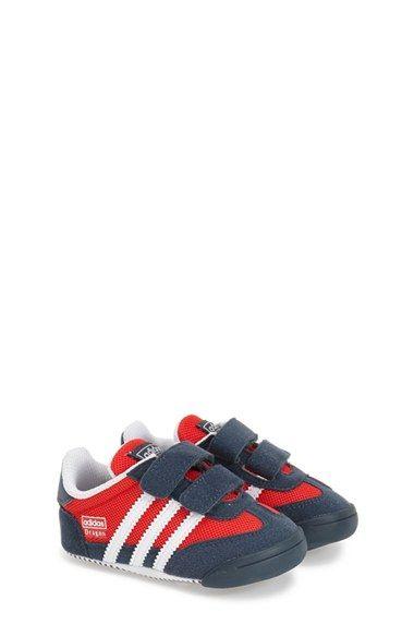 adidas 'Learn-2-Walk - Dragon' Crib Shoe (Baby) | Nordstrom | Boy ...