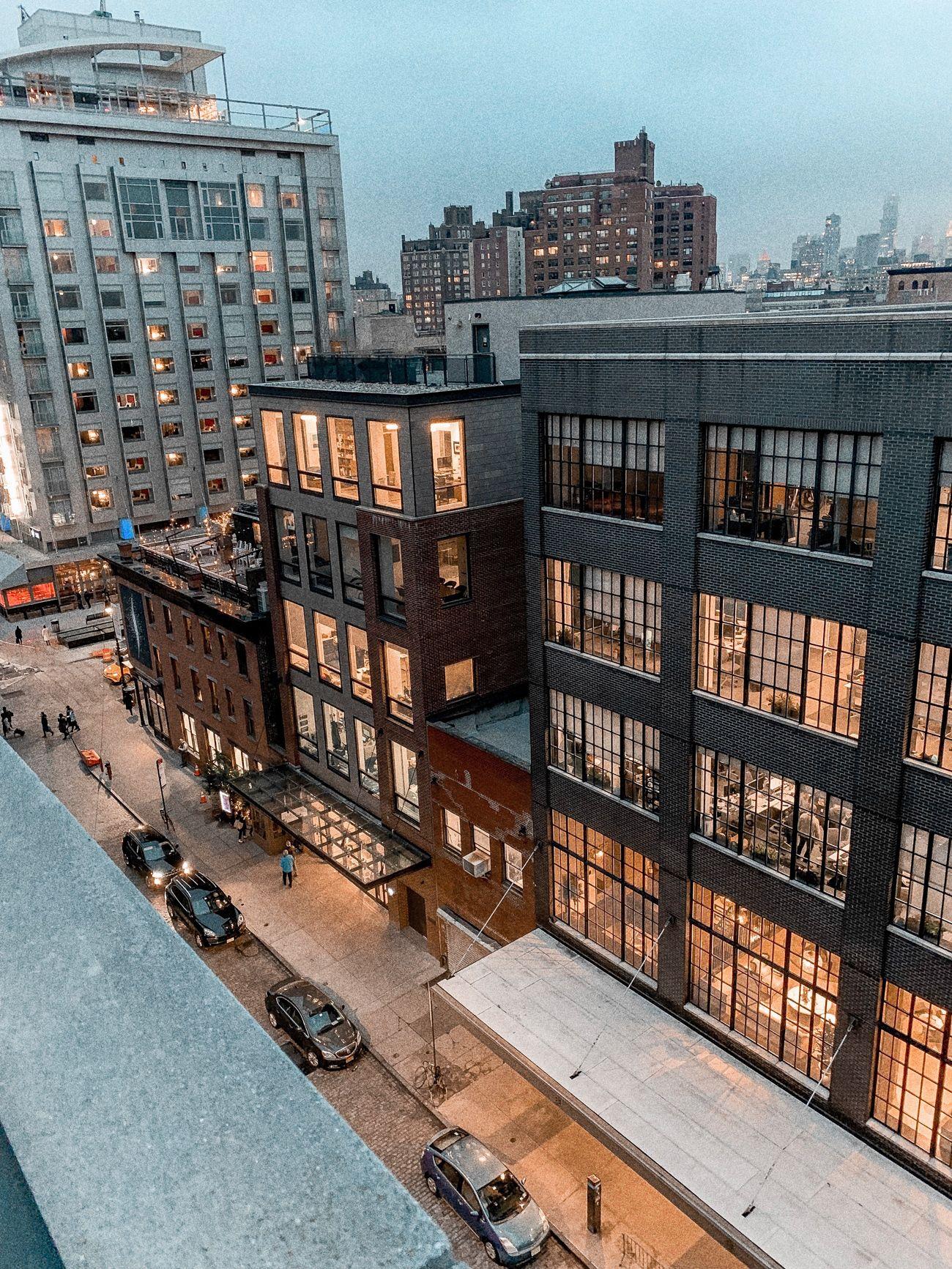 By Larue Architects: New York Homes, New York Fashion, City