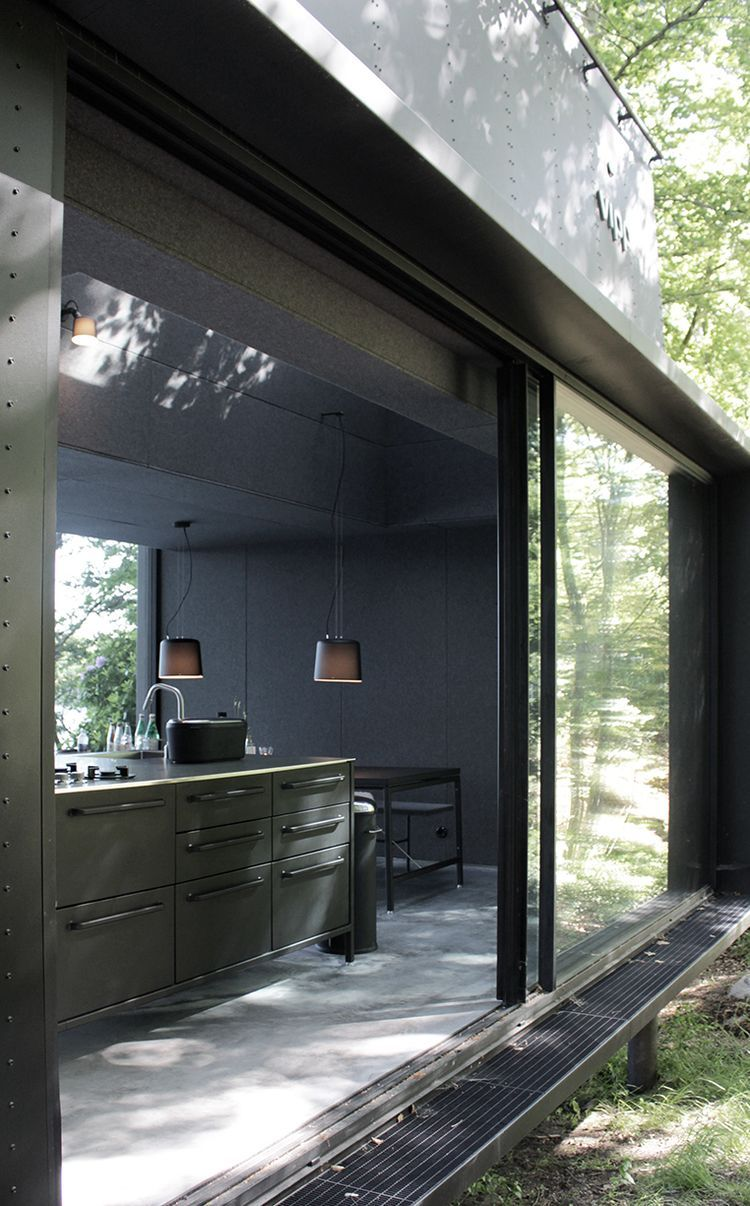 vipp shelter (Ollie & Seb\'s Haus) | Haus, Shelter and Kitchen dining