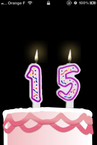 Happy Birthday Blow Out Your Candles 000 Forgot The Cake This App Will Let You Virtual Select Age