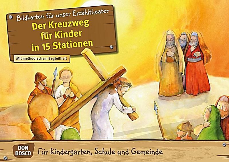 Kreuzwegstationen Mit Kindern