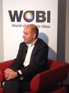 #WBFMI - La nuova Rivoluzione Industriale. Intervista a Chris Anderson
