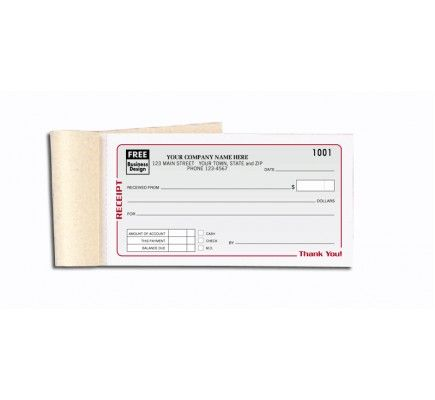Personalized Receipt Books Book Print Good Essay Books