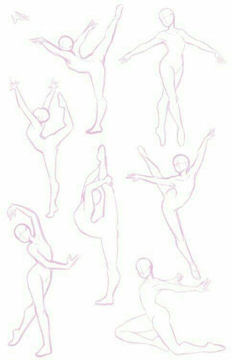 Referencias Para Dibujos - Cuerpos I
