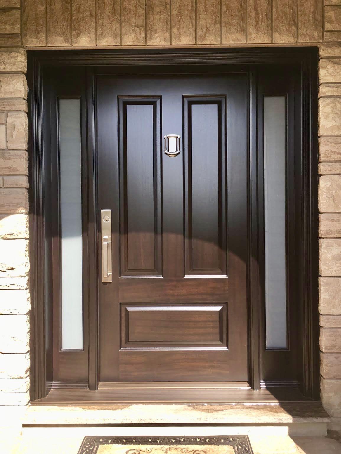 Amberwood Doors Inc: Stunning #handmade #custommade #solid #mahogany