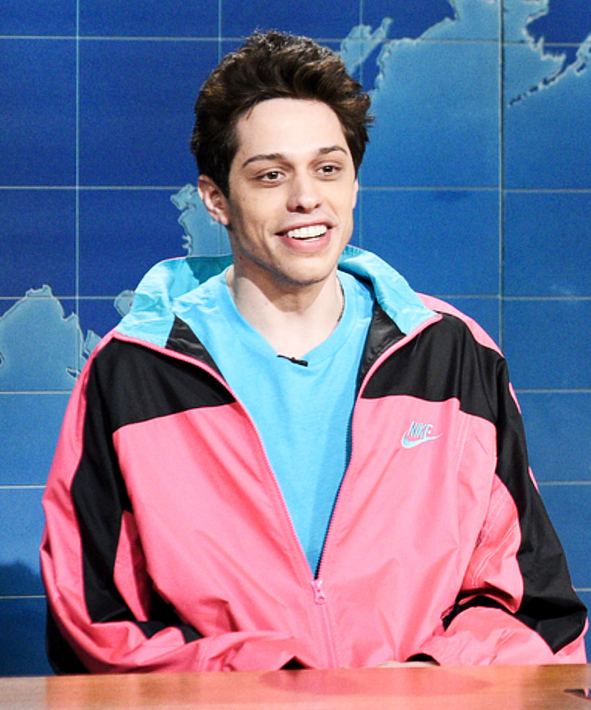 Pete Davidson Gave His Mom The Ultimate Mother's Day