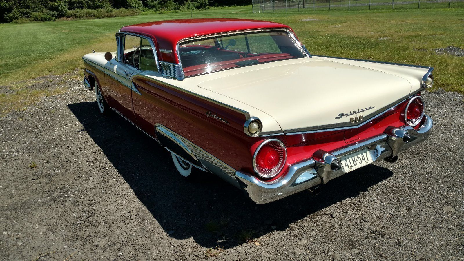 1959 Ford Fairlane 500 Galaxie With Images Classic Cars Ford