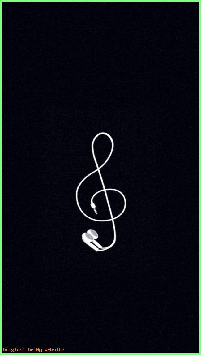 Tumblr Hintergrundbilder Iphone - Musik - #Musik #blackwallpaperiphone