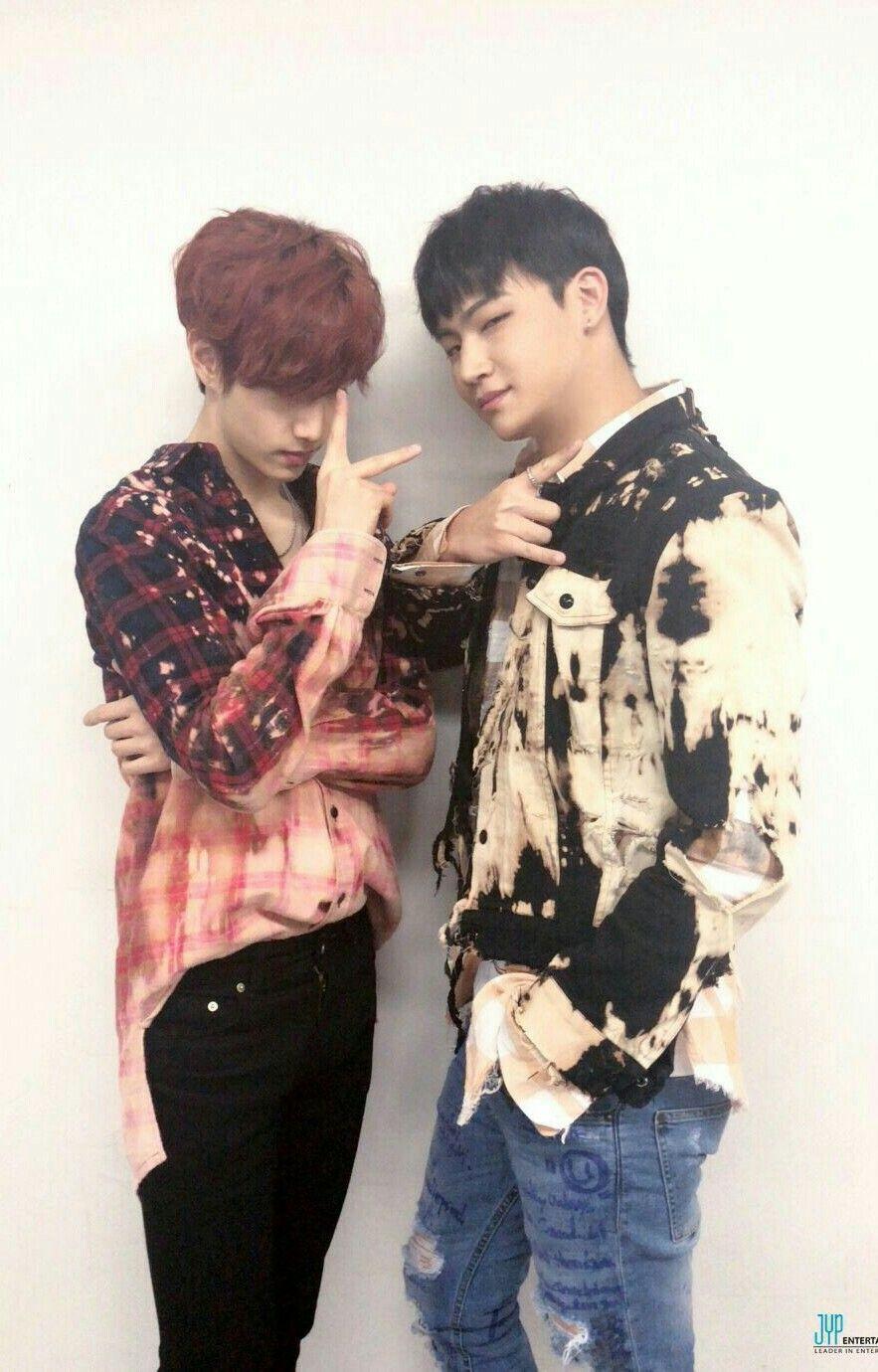 Mark, JB | Got7 | Got7, Jaebum got7, Got7 jb
