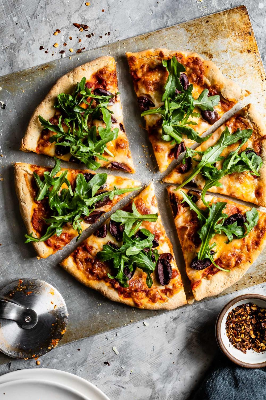 Gluten Free Pizza Recipe In 2020 Gluten Free Pizza Pizza Crust Recipes