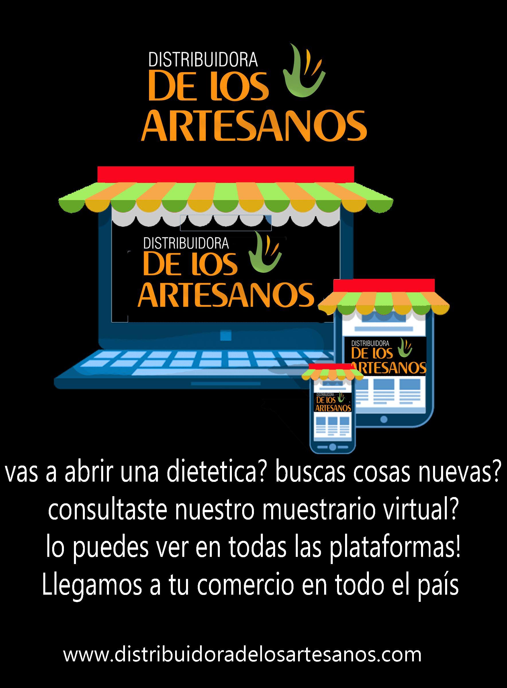 Venta Mayorista De Dietética Distribuidora De Los Artesanos Especialidad En Venta A Dieteticas Artesanos Distribuidor Mayorista
