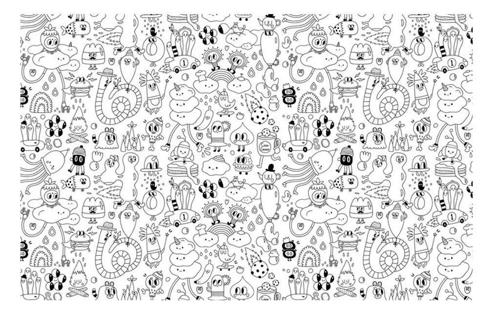 - Doodle Art Is Accessible To Everyone ! Let Your Mind Wander Only A  Pencil And A Notebook You Can Really Make … Doodle Art, Doodle  Coloring, Coloring Pages